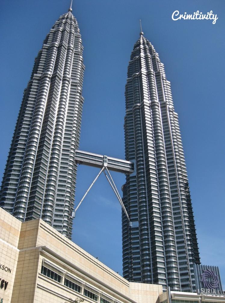 Crimitivity Malaysia Petronas Towers