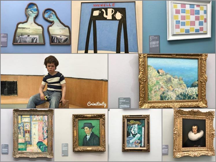 Boijmans Collage
