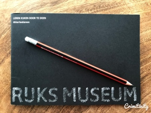 Crimitivity Rijksmuseum Teekentour 6